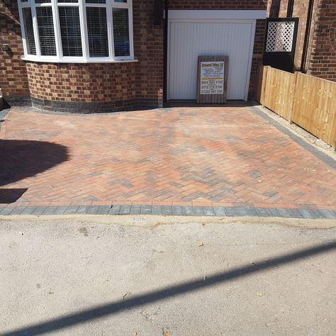 Block paving driveways Barnsley